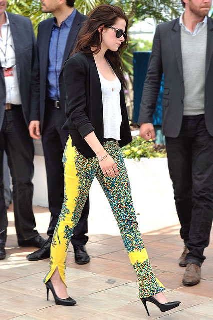 Fashion Spotlight Kristen Stewart Cannes 2012 Artsyarchitette