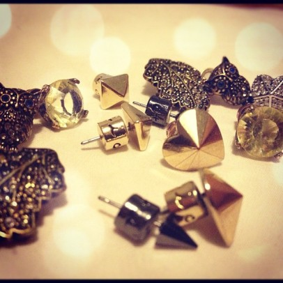 So many studs, so little time!