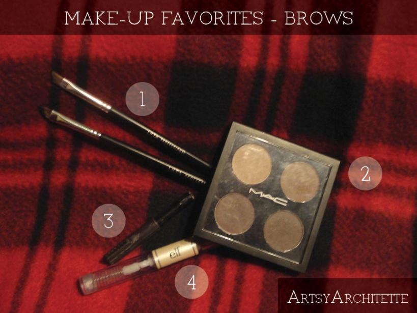 artsyarchitette 2012 beauty favorites make-up2