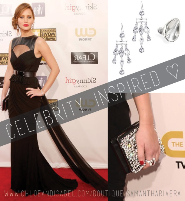 ArtsyArchitette celebrity inspired looks Style critics choice jennifer lawrence JLAW2