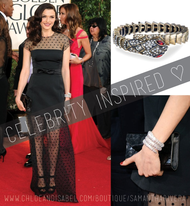 ArtsyArchitette celebrity inspired looks Style golden globes rachel weisz