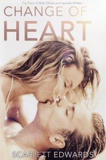 Change of Heart by Scarlett Edwards