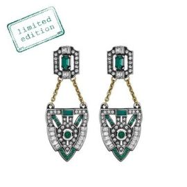 JARDINS DU TROCADERO POST DROP EARRINGS